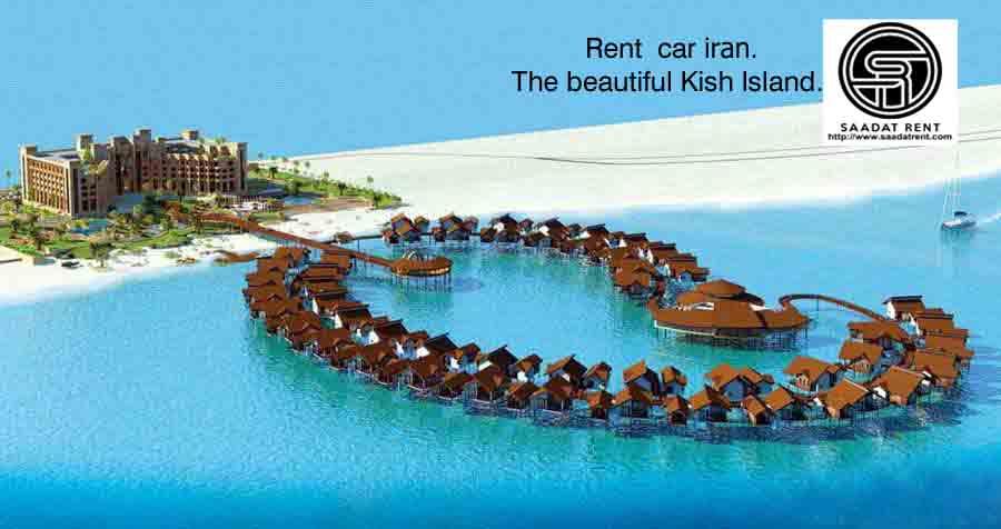 The beautiful Kish Island