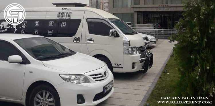 مزایا و کاربرد اجاره خودرو در ایران