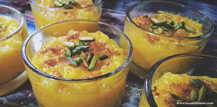 Top 10 Iranian desserts