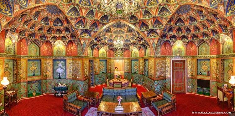 Abbasi Hotel in Isfahan