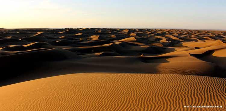 Mesr desert in Isfahan