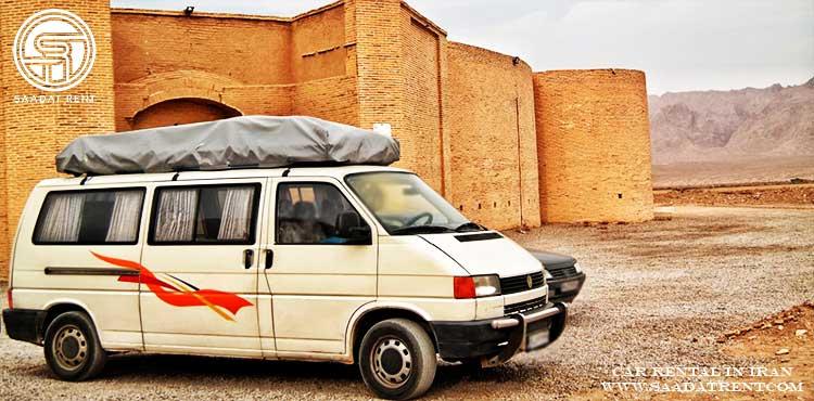 اجاره خودروهای  ارزان برای سفر به یزد