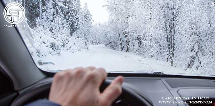 بهترین مقاصد زمستانی برای سفر با خودرو