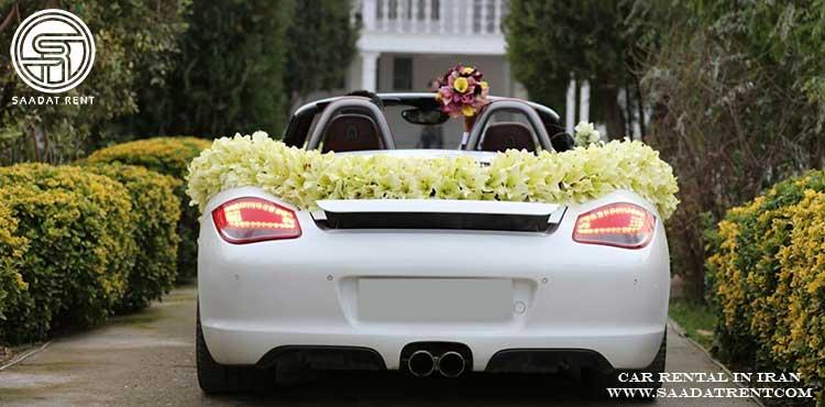 چند نکته مهم و ضروری در اجاره ماشین عروس