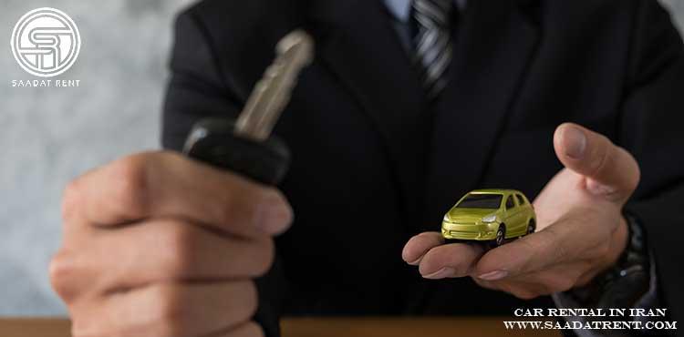 کیفیت انواع خودرو ها در صنعت اجاره خودرو
