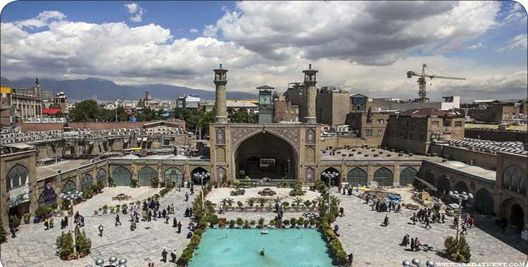 Shah Mosque of Tehran