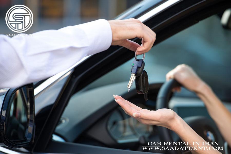نکات مهمی که باید در زمان اجاره خودرو در نظر گرفت