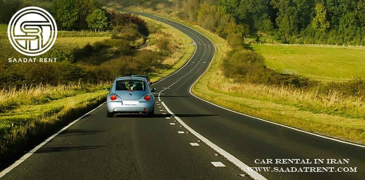 اجاره ماشین برای بهترین مقاصد در سفر های نوروزی