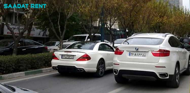 چرا باید به اجاره ماشین در کلان شهر تهران فکر کنید؟