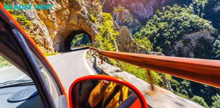 یک سفر تابستانه بی نظیر با اجاره خودرو