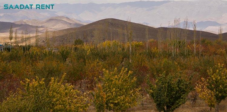 روستای سیرچ، بهشتی در دل کویر کرمان
